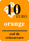 reincarcare electronica online ORANGE DIRECT 10E