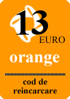 cod de reincarcare ORANGE DIRECT 13E