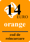 cod de reincarcare ORANGE DIRECT 14E