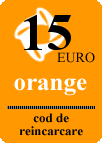 cod de reincarcare ORANGE DIRECT 15E