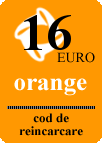 cod de reincarcare ORANGE DIRECT 16E