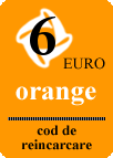 reincarcare electronica online ORANGE DIRECT 6E