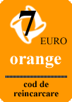 reincarcare electronica online ORANGE DIRECT 7E