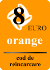 reincarcare electronica online ORANGE DIRECT 8E