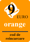 reincarcare electronica online ORANGE DIRECT 9E